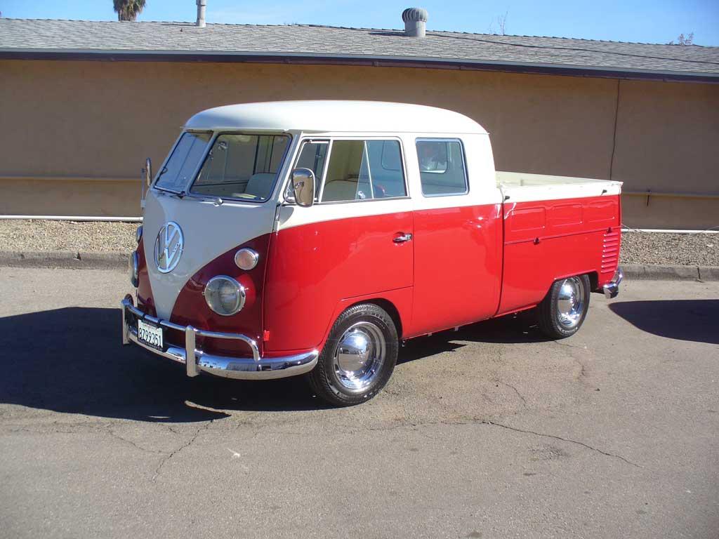 1964 Vw Truck : Socal paint works automotive restoration
