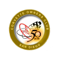 Corvette Owners Club San Diego