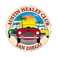 Austin Healey Club of San Diego!