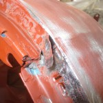 Rust Repair / Metal Fab