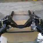 Refinish Interior Chassis